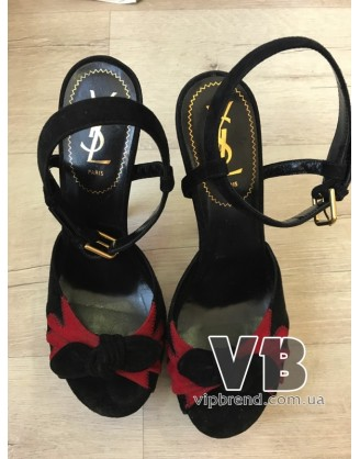 босоножки yves saint laurent 38 1/2